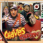 WeRgeeks – Chaves e Chapolin
