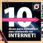WeRgeeks – 10 Dicas para monetizar seu conteúdo na Internet!