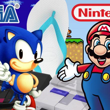 Ultrageek 167 - Mega Drive VS Super Nintendo