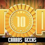 Ultrageek – TOP 10 Carros geeks