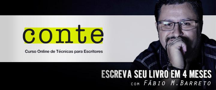CURSO ONLINE DE TÉCNICAS PARA ESCRITORES (C.O.N.T.E.)
