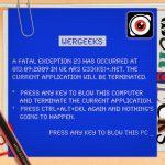 WeRgeeks – Quando os gadgets não funcionam!