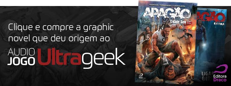 Compre a graphic novel Apagão!