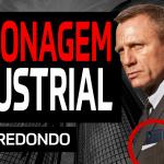 Pixel Redondo 01 – Espionagem industrial