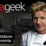 Ultrageek #294 – Bastidores da gastronomia