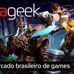 Ultrageek #302 – Mercado brasileiro de games