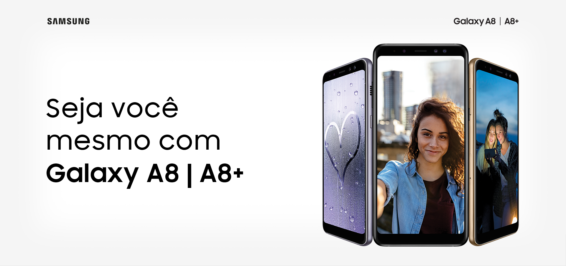 Samsung Galaxy A8 | A8+