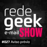 E-mail Show – Aviso prévio