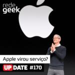 Update – A Apple é uma empresa de serviços?