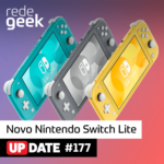 Update – Novo Nintendo Switch Lite