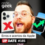 Update – Erros e acertos da Apple