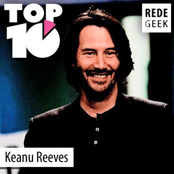 TOP 10 – Keanu Reeves