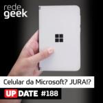 Update – Celular da Microsoft? JURA?