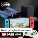 Update – Nova geração de consoles