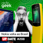 Update – Nokia volta ao Brasil
