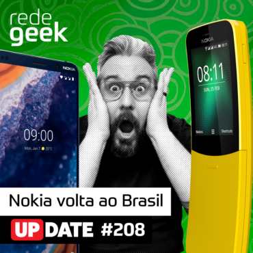 Update 208 - Nokia Volta Ao Brasil