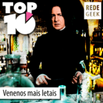 TOP 10 – Venenos mais letais