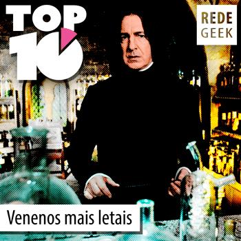TOP 10 – Venenos mais letais