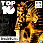 TOP 10 – Itens leiloados