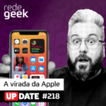 Update – A virada da Apple