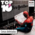 TOP 10 – Cenas deletadas