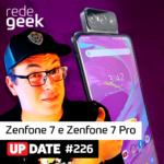 Update – Zenfone 7 e Zenfone 7 Pro