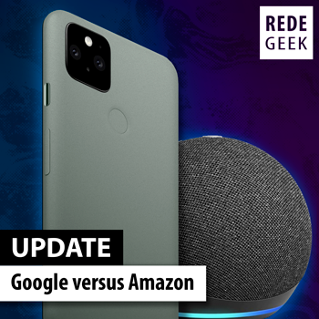 Update 231 - Google versus Amazon