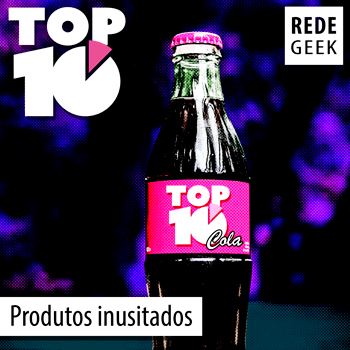 TOP 10 – Produtos Inusitados