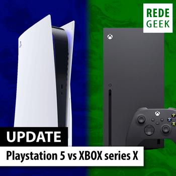 UPDATE - Playstation 5 vs XBOX series X