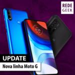Nova linha Moto G