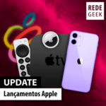 Lançamentos Apple