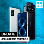 Asus anuncia Zenfone 8