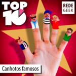 TOP 10 – Canhotos famosos