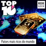 TOP 10 – Países mais ricos do mundo