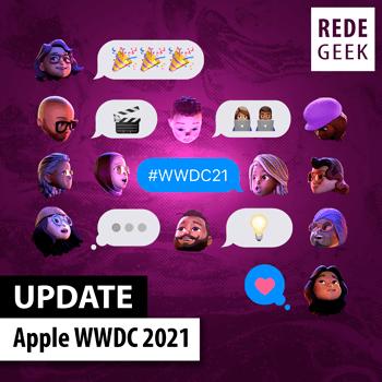 UPDATE - Apple wwdc 2021