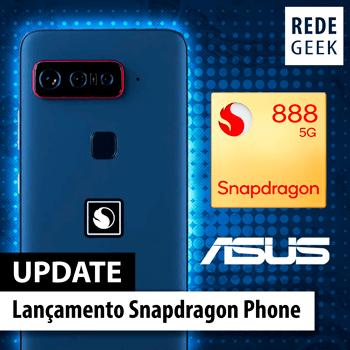 UPDATE - Lançamento Snapdragon Phone