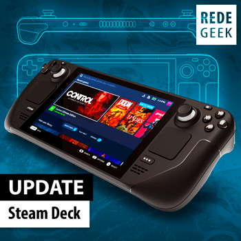 UPDATE - Steam Deck