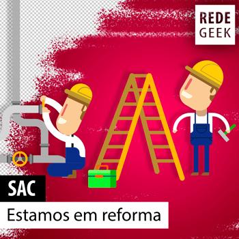 SAC - Estamos em reforma