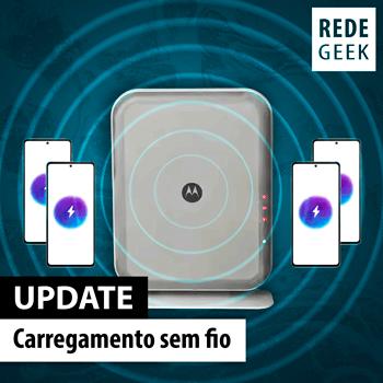 Update - Carregamento sem fio
